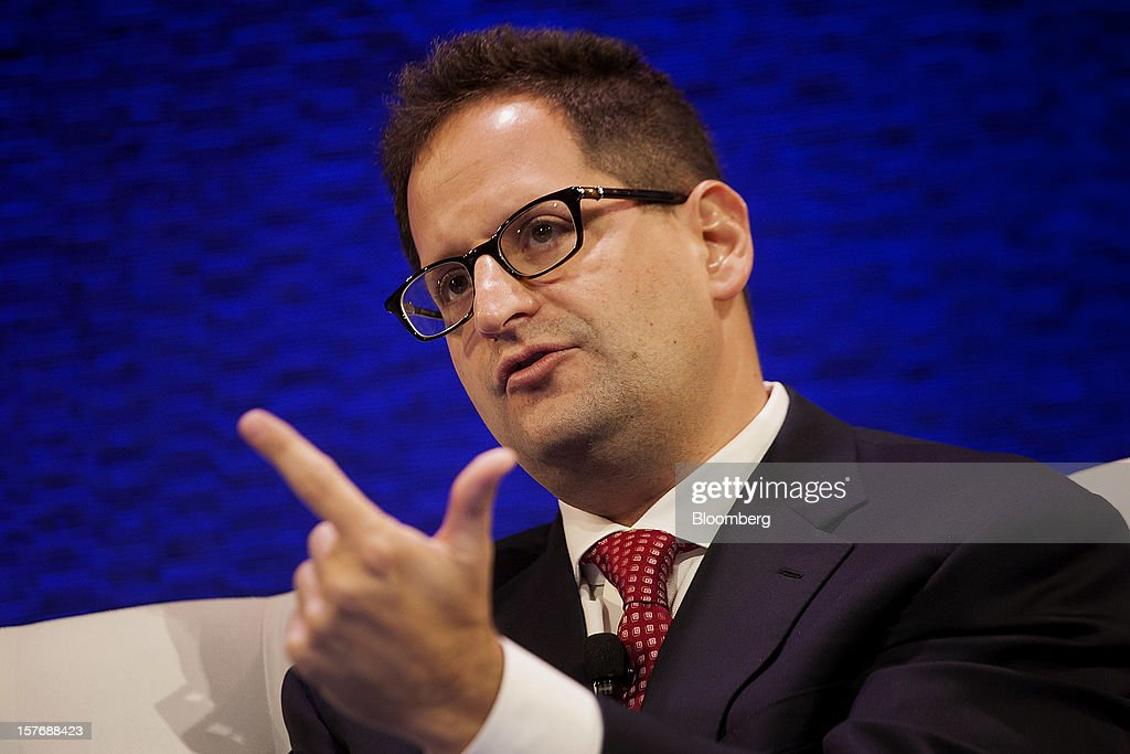 Gideon King, president and chief investment officer at Loeb Capital Management, speaks during the Bloomberg Hedge Funds Summit in New York, U.S., on Wednesday, December 5, 2012. The Bloomberg Hedge Funds Summit convenes managers and investors to discuss the impact of the European debt crisis on the global markets and break down the fundamentals driving volatility in the equity markets. Photographer: Michael Nagle/Bloomberg via Getty Images