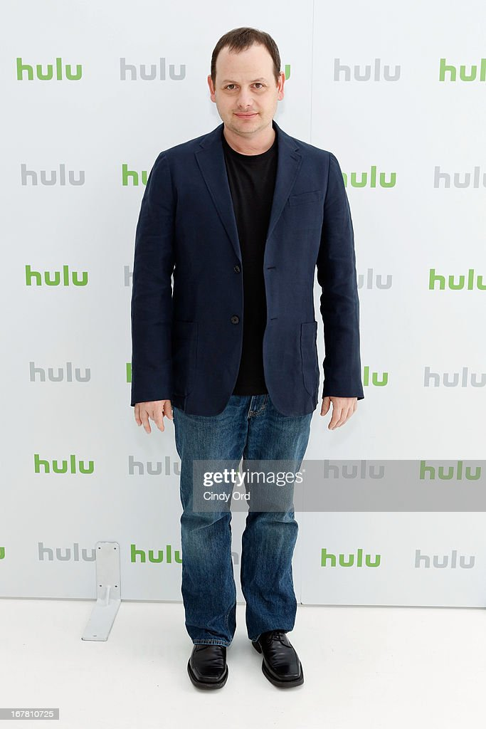 Gideon Raff attends Hulu NY Press Junket on April 30, 2013 in New York City.
