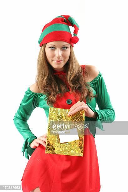 Gift Bearing Elf