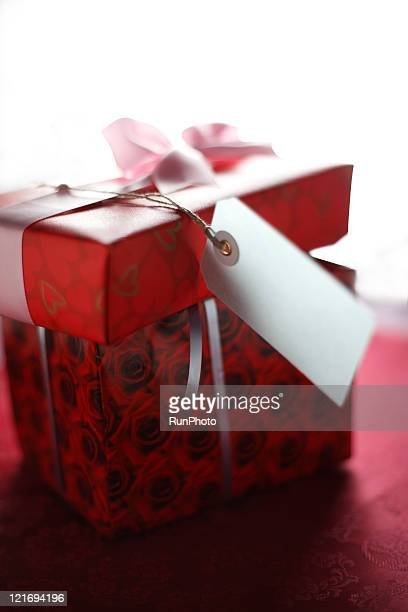 Gift Bow and card