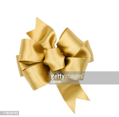 Gift Bow (clipping path)