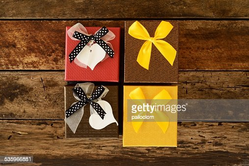 Gift box : Stock Photo