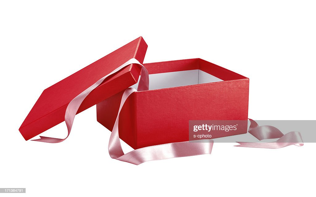 Gift Box+CLIPPING PATH