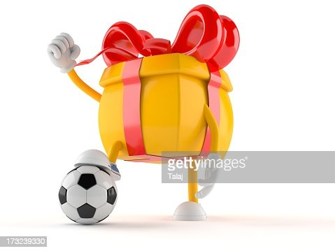 Buono regalo : Foto stock