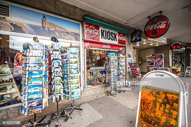 Gift shops in Oslo, Norway