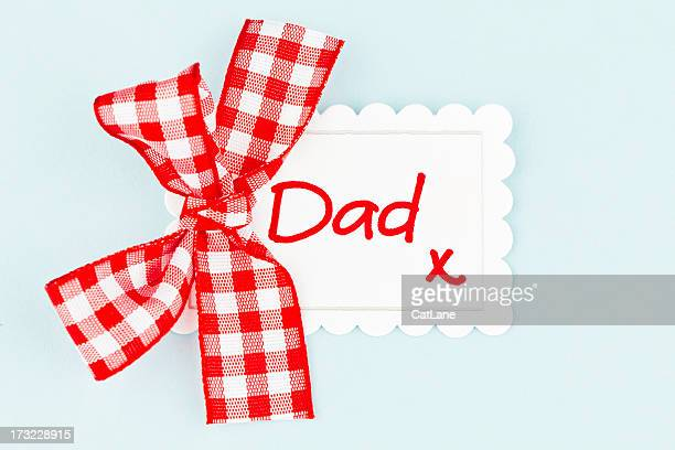Gift Tag for Dad