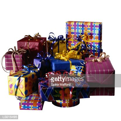 Gifts : Stock Photo