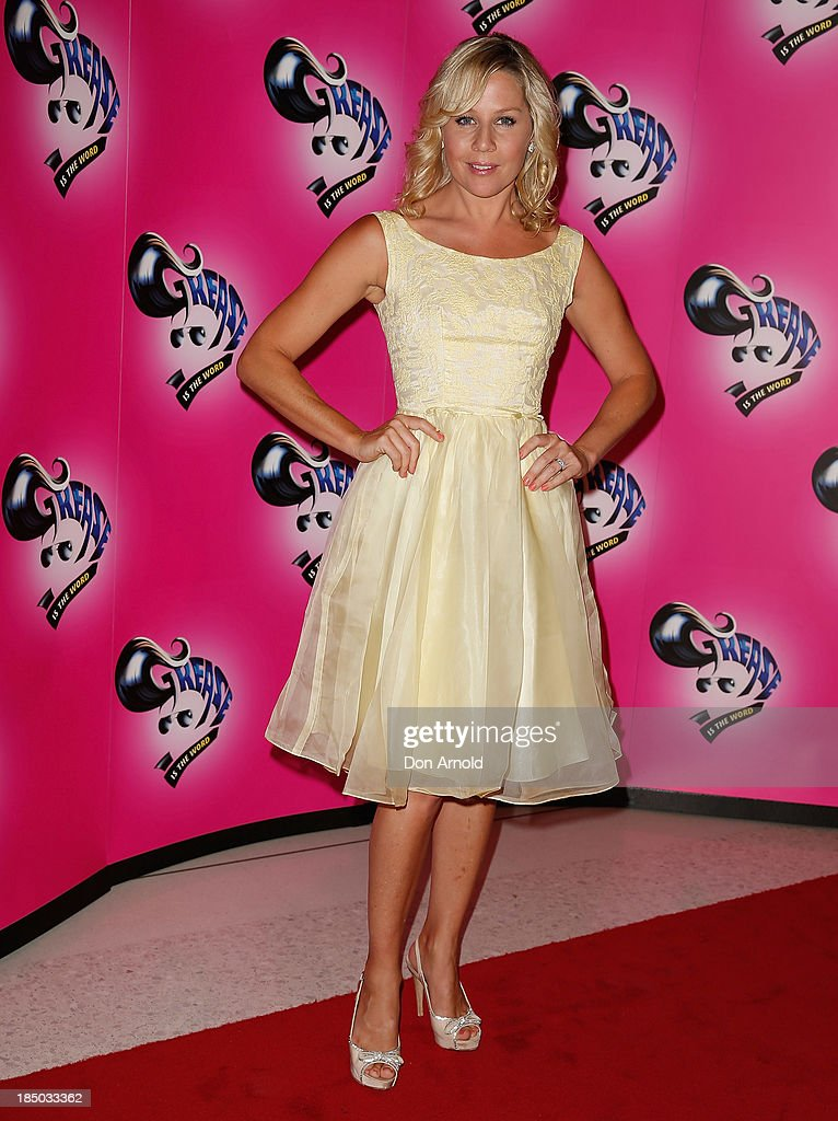 GREASE Sydney Premiere - Arrivals