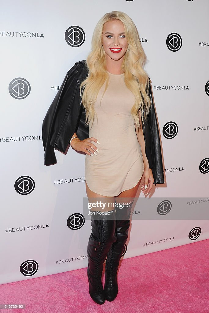 4th Annual Beautycon Festival Los Angeles - Arrivals