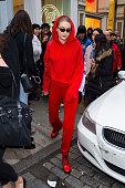 Celebrity Sightings in New York City - February 17, 2018