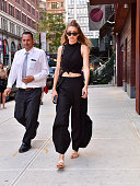 Gigi Hadid seen on the streets of Manhattan on July 22 2016 in New York City
