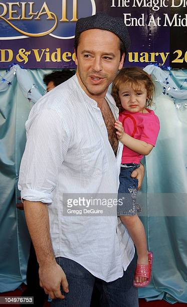 Gil Bellows during 'Cinderella II Dreams Come True' World Premiere at El Capitan Theatre in Hollywood California United States