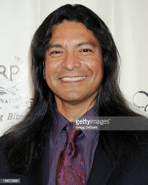 Gil Birmingham arrives for The 36th Annual Vision Awards at the Beverly Wilshire Hotel in Beverly Hills California on June 27 2009