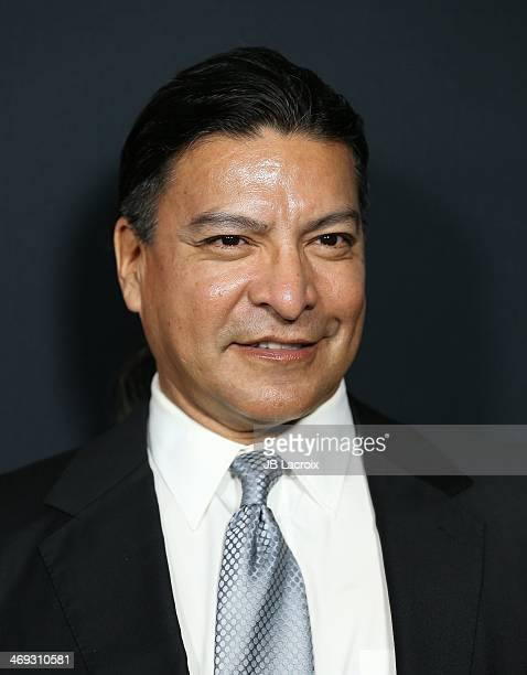 Gil Birmingham attends the 'House Of Cards' Season 2 Special Screening held at Directors Guild Of America on February 13 2014 in Los Angeles...