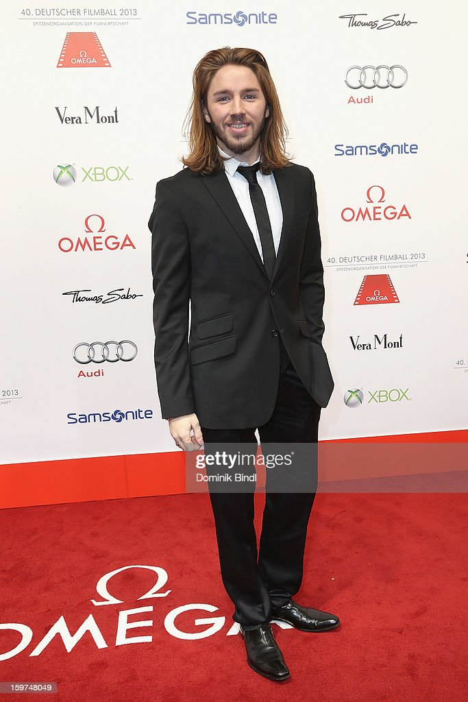 Gil Ofarim attends the Germany Filmball 2013 at Hotel Bayerischer Hof on January 19, 2013 in Munich, Germany.
