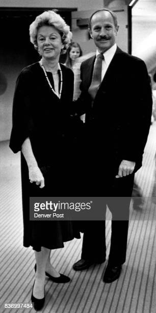 Gilbert and Sullivan Operas Big Hit Mr And Mrs John C Davis III attended the opening of 'The Mikado' at Auditorium Theater Credit Denver Post