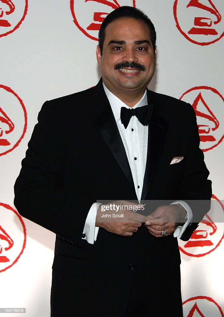 Gilberto Santa Rosa during 2005 Latin Recording Academy Person of the Year Arrivals at Regent Beverly Wilshire in Beverly Hills California United...