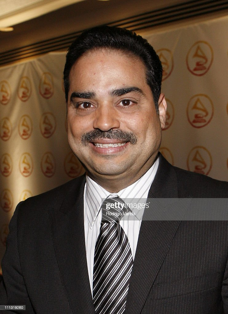 Gilberto Santa Rosa during 2006 Latin Recording Academy Person of The Year Honoring Ricky Martin Arrivals at Sheraton Hotel in New York City New York...