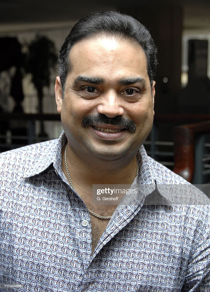 Gilberto Santa Rosa during The 7th Annual Latin GRAMMY Awards Univision Radio Remotes Day 2 at Madison Square Garden in New York New York United...