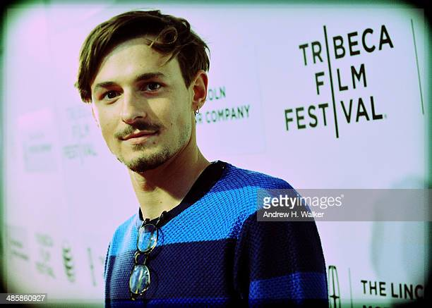 Giles Matthey attends the 'Boulevard' Premiere during the 2014 Tribeca Film Festival on April 20 2014 in New York City
