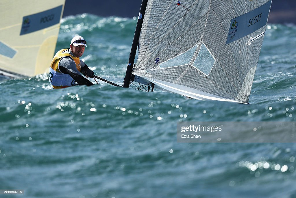 Sailing - Olympics: Day 6