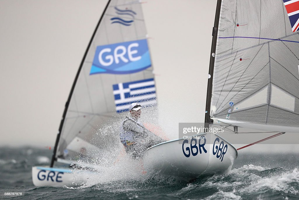 Sailing - Olympics: Day 5