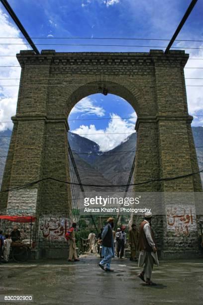Gilgit City Bridge