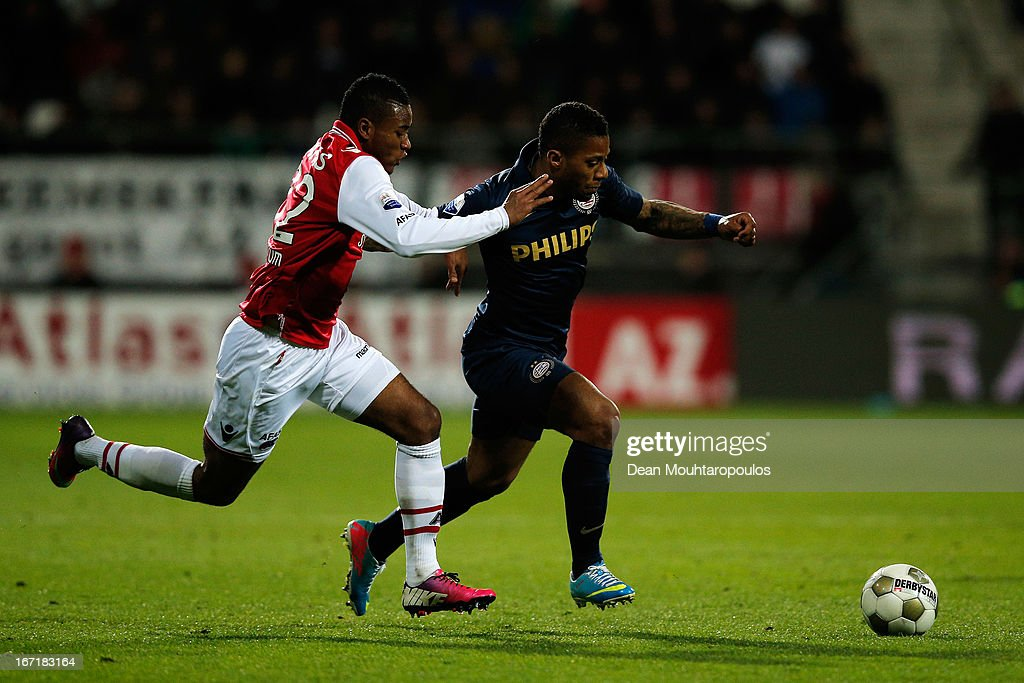 AZ Alkmaar v PSV Eindhoven - Eredivisie
