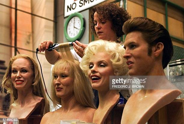 Curling Iron Stock Photos And Pictures Getty Images