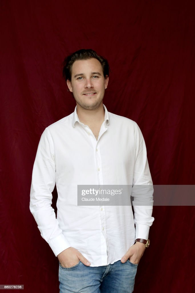 Gilles Coulier Portrait Session - 65th San Sebastian Film Festival