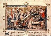 Gilles de Muisit's annals The plague at Tournai France Brussels Bibliothèque royale