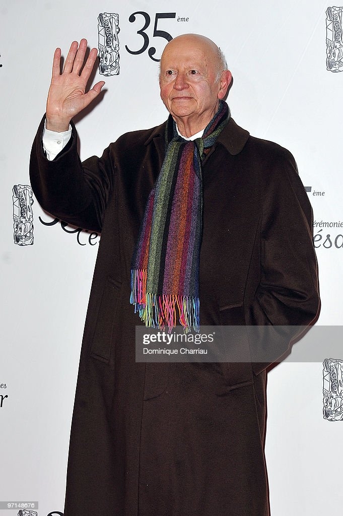 <a gi-track='captionPersonalityLinkClicked' href=/galleries/search?phrase=Gilles+Jacob&family=editorial&specificpeople=212799 ng-click='$event.stopPropagation()'>Gilles Jacob</a> attends the 35th Cesar Film Awards at Theatre du Chatelet on February 27, 2010 in Paris, France.