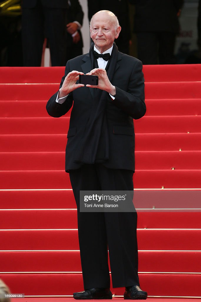 <a gi-track='captionPersonalityLinkClicked' href=/galleries/search?phrase=Gilles+Jacob&family=editorial&specificpeople=212799 ng-click='$event.stopPropagation()'>Gilles Jacob</a> attends the Premiere of 'Inside Llewyn Davis' at The 66th Annual Cannes Film Festival on May 19, 2013 in Cannes, France.