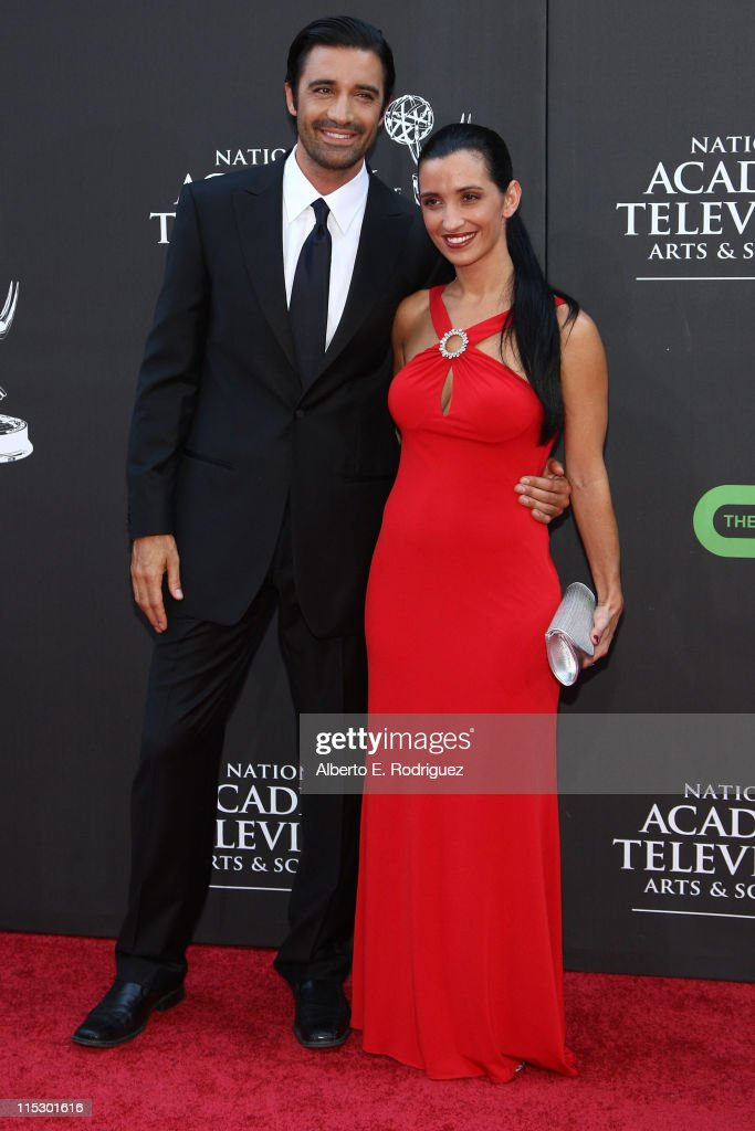 <a gi-track='captionPersonalityLinkClicked' href=/galleries/search?phrase=Gilles+Marini&family=editorial&specificpeople=5360860 ng-click='$event.stopPropagation()'>Gilles Marini</a> and Carole Marini arrive at the 36th Annual Daytime Emmy Awards at The Orpheum Theatre on August 30, 2009 in Los Angeles, California.