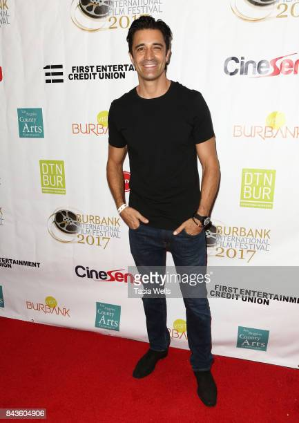 Gilles Marini at the opening night of the 9th Annual Burbank International Film Festival 'The List' at AMC Burbank 16 on September 6 2017 in Burbank...