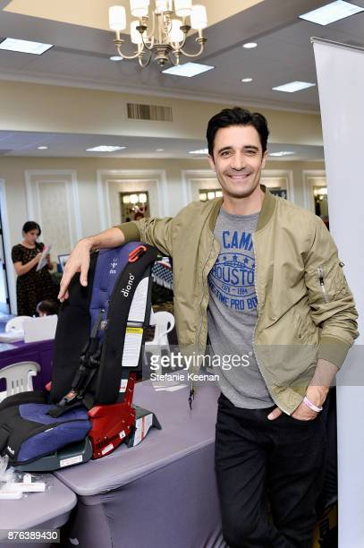 Gilles Marini attends Diono Presents Inaugural A Day of Thanks and Giving Event at The Beverly Hilton Hotel on November 19 2017 in Beverly Hills...