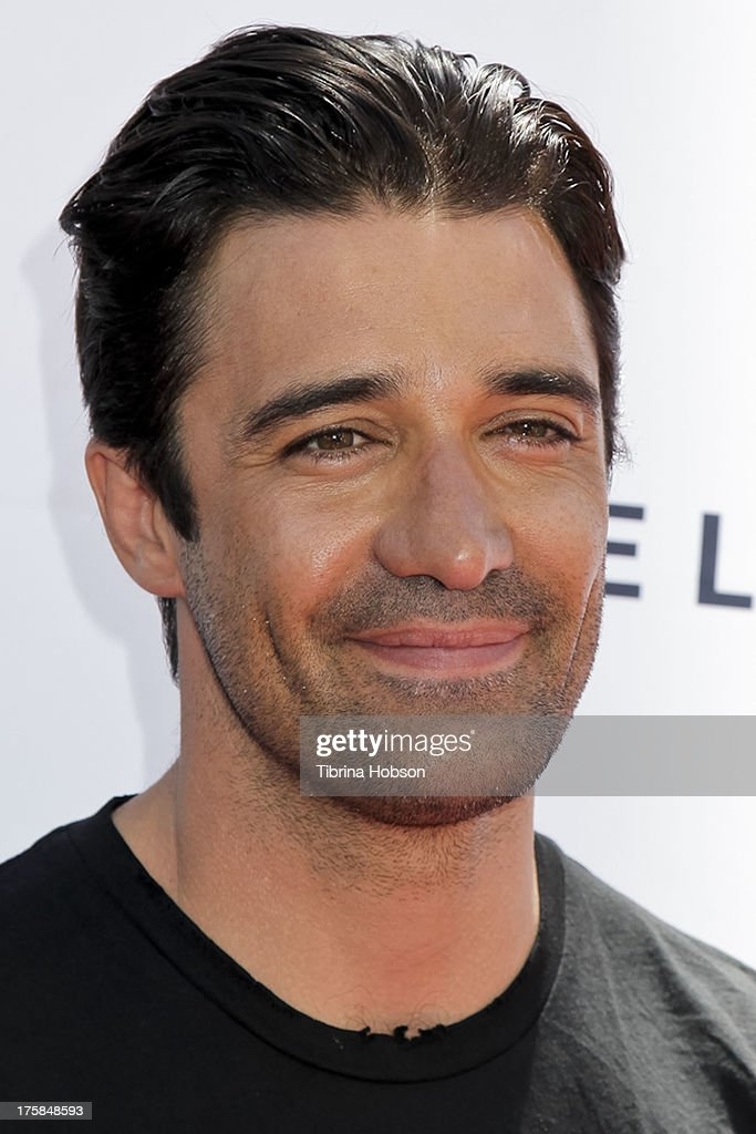 <a gi-track='captionPersonalityLinkClicked' href=/galleries/search?phrase=Gilles+Marini&family=editorial&specificpeople=5360860 ng-click='$event.stopPropagation()'>Gilles Marini</a> attends the 4th annual Kiehl's LifeRide for amfAR at The Grove on August 8, 2013 in Los Angeles, California.