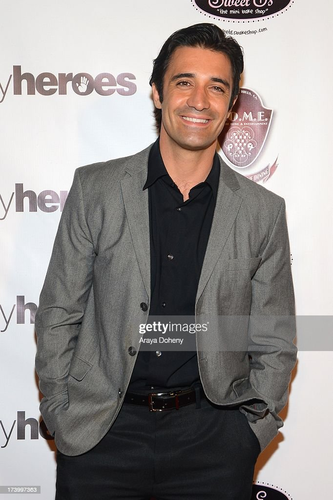 <a gi-track='captionPersonalityLinkClicked' href=/galleries/search?phrase=Gilles+Marini&family=editorial&specificpeople=5360860 ng-click='$event.stopPropagation()'>Gilles Marini</a> attends the Chelsie Hightower and Peta Murgatroyd Charity Birthday Party on July 18, 2013 in Los Angeles, California.