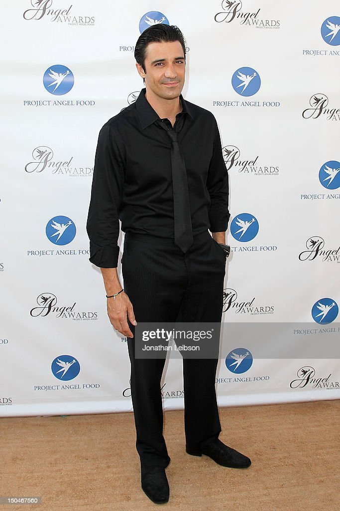Gilles Marini attends the Project Angel Food's Annual Summer Soiree at Project Angel Food on August 18, 2012 in Los Angeles, California.