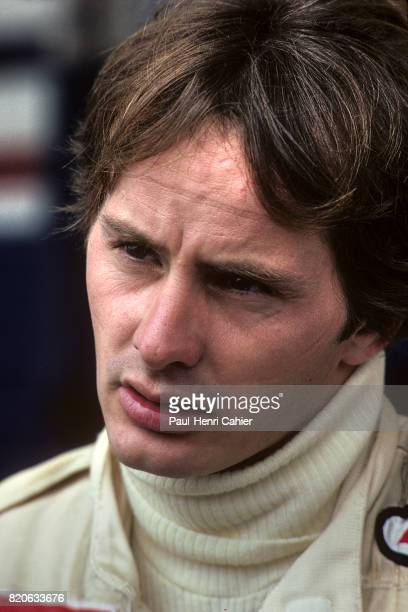 Gilles Villeneuve Grand Prix of Germany Hockenheim 10 August 1980