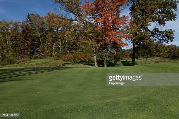 Gillette Golf Course at Cigna business park Bloomfield Connecticut