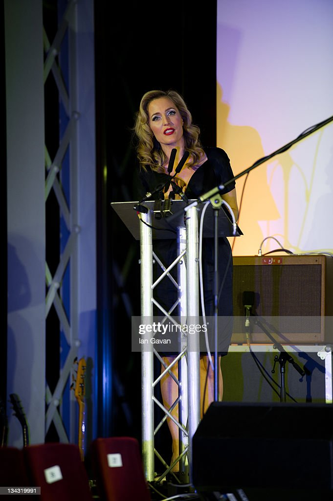 <a gi-track='captionPersonalityLinkClicked' href=/galleries/search?phrase=Gillian+Anderson&family=editorial&specificpeople=202894 ng-click='$event.stopPropagation()'>Gillian Anderson</a> attends the 'Hidden Gems' Photography Gala Auction in support of Variety Club children's charity at St Pancras Renaissance Hotel on November 30, 2011 in London, England.