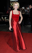 Gillian Anderson attends the World Premiere of 'Les Miserables' at Odeon Leicester Square on December 5 2012 in London England