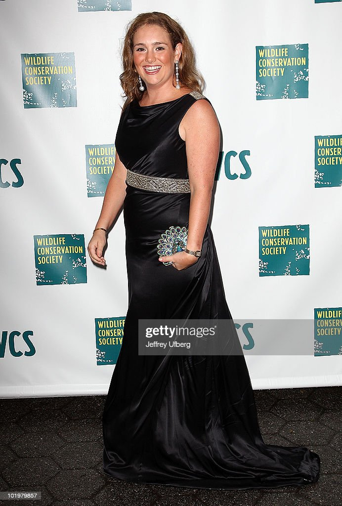 Gillian Hearst Simonds attends the 2010 Wildlife Conservation Society gala at the Central Park Zoo on June 10, 2010 in New York City.