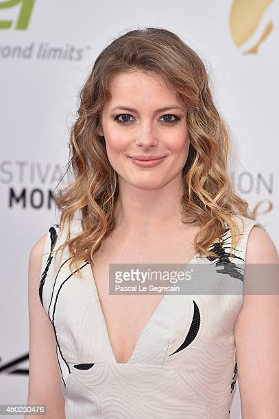 Gillian Jacobs arrives at the opening ceremony of the 54th MonteCarlo Television Festival on June 7 2014 in MonteCarlo Monaco