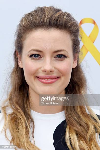 Gillian Jacobs attends the 5th annual 'LA Loves Alex's Lemonade' annual fundraiser at Wilson Plaza UCLA on September 20 2014 in Westwood California