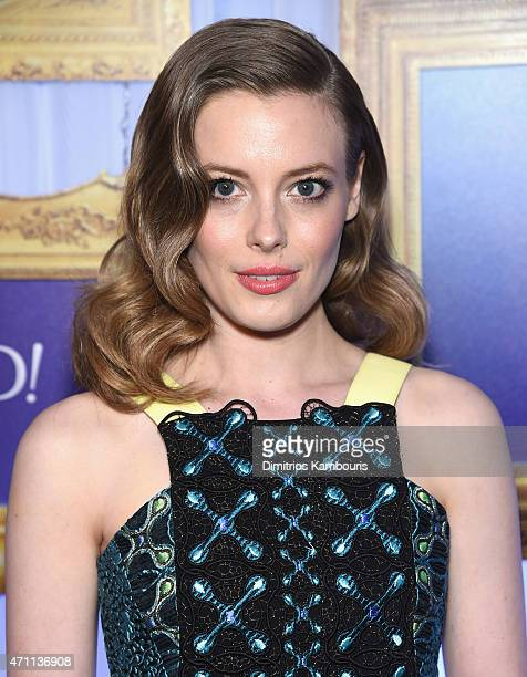Gillian Jacobs attends the Yahoo News/ABC News White House Correspondents' dinner reception preparty at the Washington Hilton on Saturday April 25...