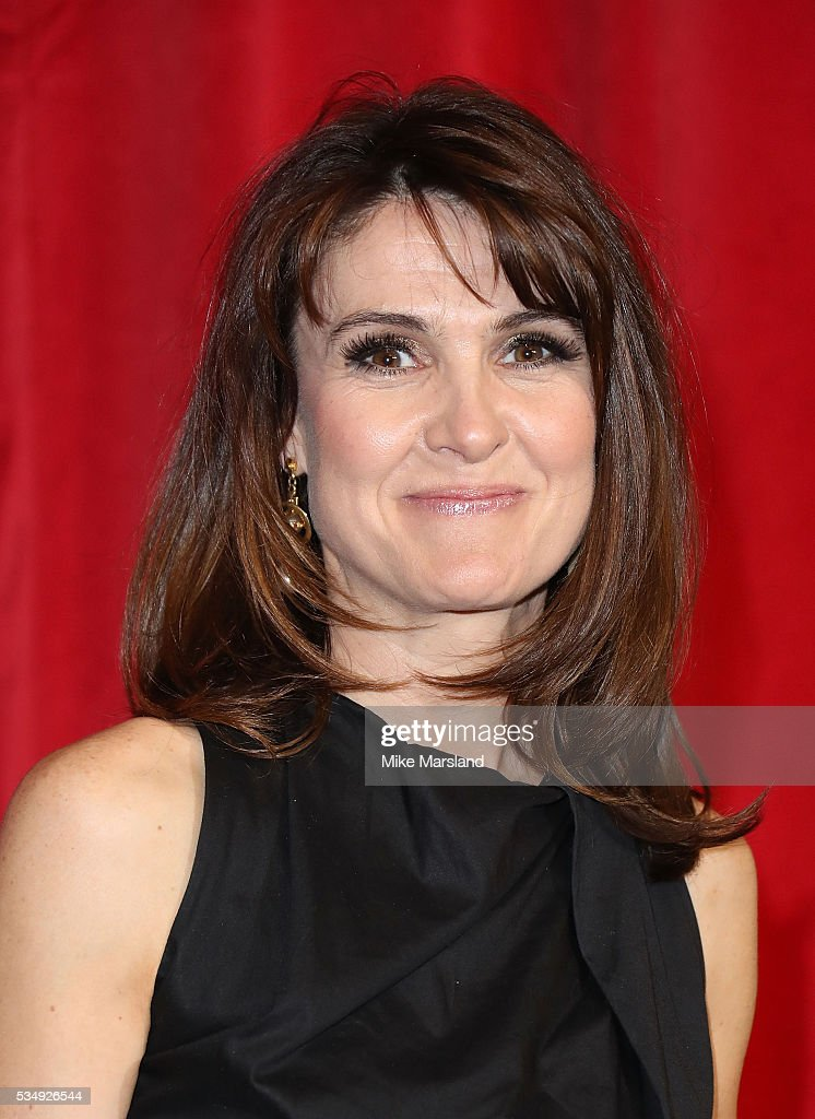 Gillian Kearney attends the British Soap Awards 2016 at Hackney Empire on May 28, 2016 in London, England.
