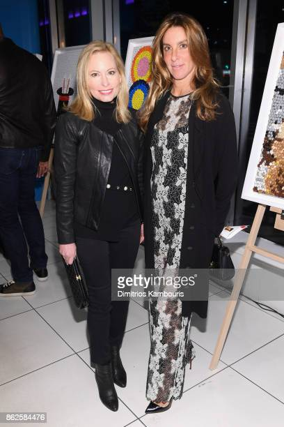 Gillian Miniter and Dori Cooperman attend as Dylan Lauren celebrates the Sweet 16 of Dylan's Candy Bar on October 17 2017 in New York City
