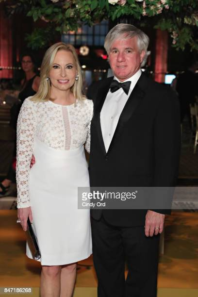 Gillian Miniter and Sylvester Miniter attend the 2017 New Yorkers for Children Fall Gala at Cipriani 42nd Street on September 14 2017 in New York City